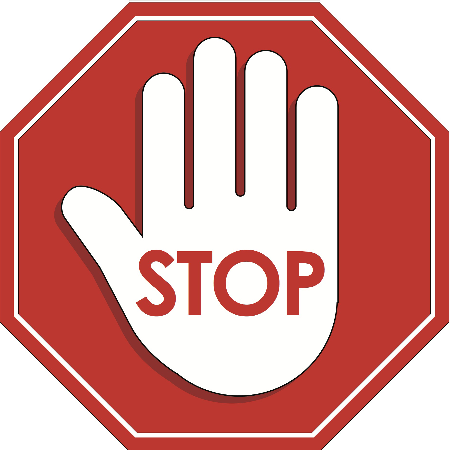 stop-sign-nh.jpg | Environmental Health and Safety | Oregon State ...
